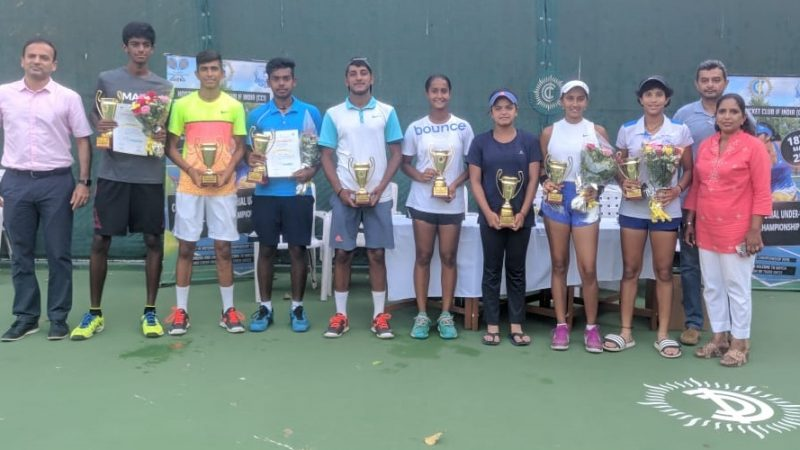 Renne Singla in line for a double crown at the Yonex Sunrise MSLTA 13th Ramesh Desai Memorial CCI Under 16 Tennis Nationals