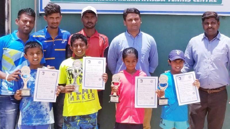 MSLTA EMMTC Maharashtra State Ranking Under 10 Tennis Tournament 2019