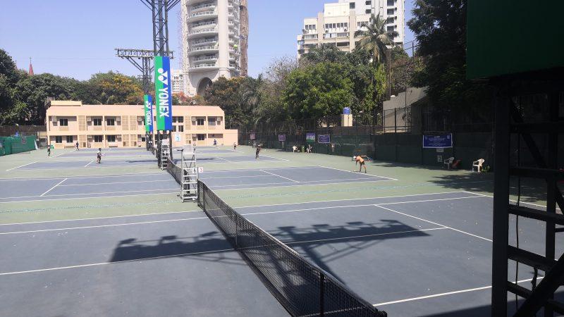 Chatterjee, Borkar score close wins in  qualifying  openers at Yonex Sunrise -MSLTA Ramesh Desai Memorial under 12  Sub-Junior Tennis Nationals