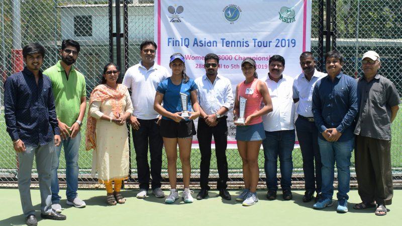 Chaudhari wins FINIQ – ATT Asian Ranking Womens Championships