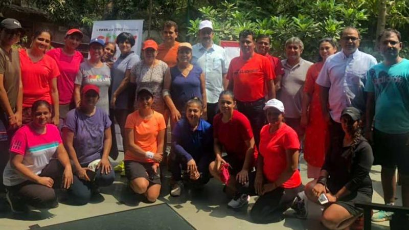 Photos: Wodehouse Gymkhana Ladies Open Rs 75,000 Prize-Money Tennis Tournament
