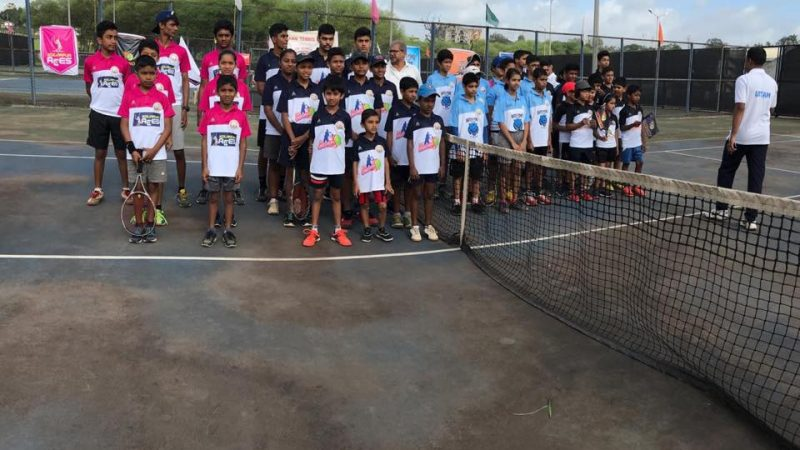 Kolhapur Junior tennis league