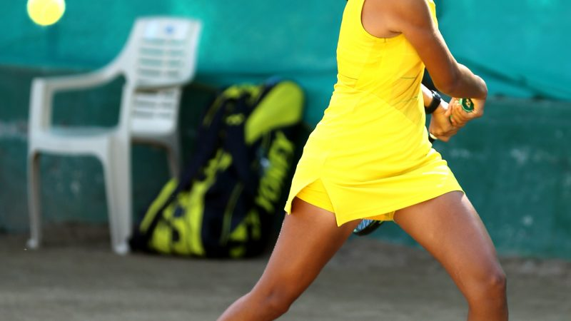 Eight upsets at MSLTA Yonex Sunrise under 14 National Tennis Tournament
