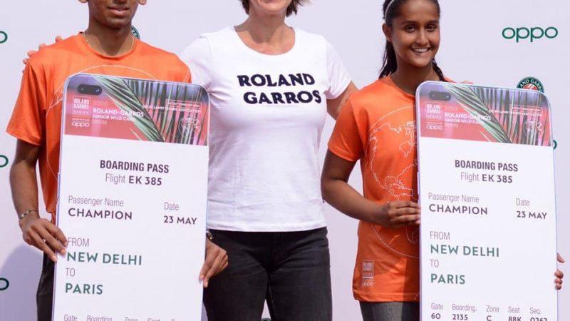 Maharashtra player Vaishnavi Adkar wins ticket to Paris