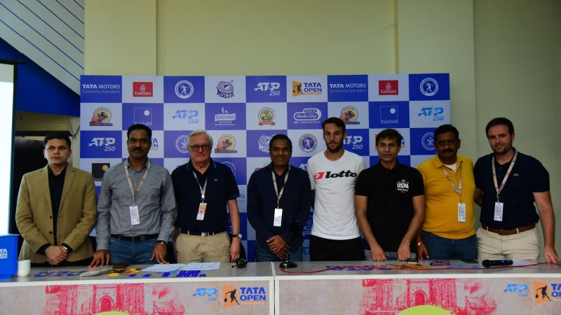 Paes gets wild card in doubles at Tata Open Maharashtra; to play his last tournament in India