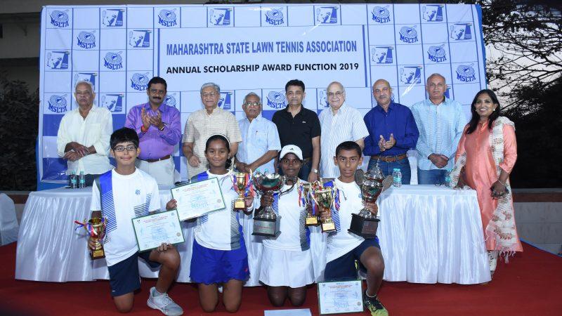 Double crown for Paparkar, Gogulamanda at the 14th Ramesh Desai Nationals Under 12 Tennis Tournament