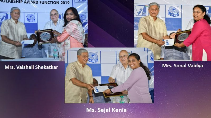 'MSLTA Officials' received the biggest honour at the Annual Scholarship Function