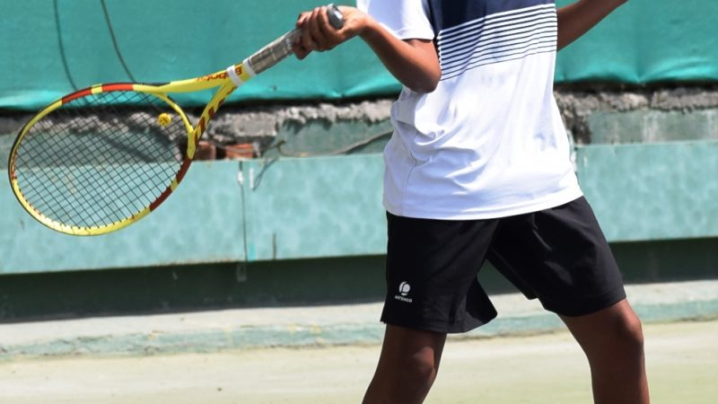 Sahita, Reddy, Ungrish in line for double crown at the MSLTA Yonex Sunrise APMTA All India Ranking Super Series U-12 Tennis Tournament