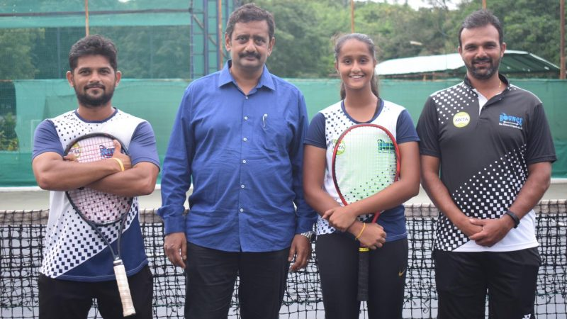 Pune's Vaishnavi Adkar to represent India at Junior French Open 2020(Roland Garros) wild card playoffs in Paris.