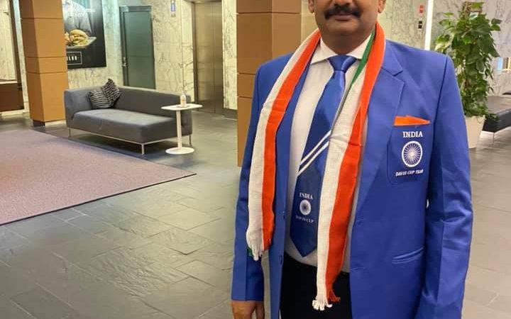 Congratulations to MSLTA Hon Secretary Shri Sunder Iyer